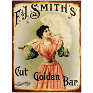 F  J  Smith's  Cut  Golden  Bar