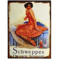 Schweppes  Orange  Squash
