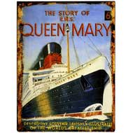 The  Story  Of  Rms  Queen  Mary