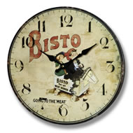 Bisto  Going  To  The  Meat  Clock