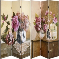 Shabby  Chic  Living  Room  Divider  Screen