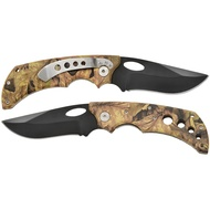 Real Tree Camo Effect Pocket Knife