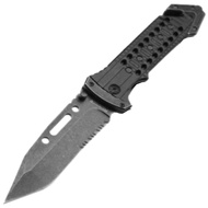 Black Tactical Knife