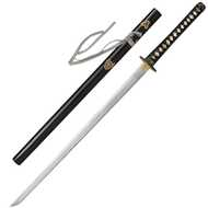 Handmade  Kill  Bill  Katana  With  Straight  Blade
