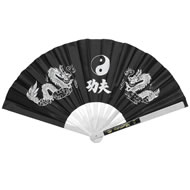 Metal  Kongfu  Fan