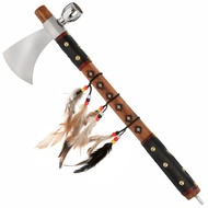 Assassins Creed Tomahawk Peace Pipe Axe Hatchet