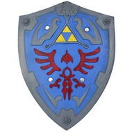 Foam Hylian Shield