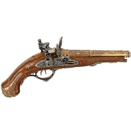 2 Cannon Pistol,Manufactured In St.Etienne For Napoleon