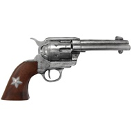 ".45 Caliber Peacemaker Revolver 4,75"",Designed By S.Colt,USA"