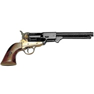 Gold Confederate Revolver Designed By Griswold & Gunnison