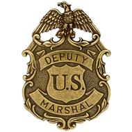 Eagle  Marshall  Badge