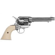 .45 Cal Peacemaker Revolver Light Shine USA 1859