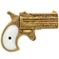 Double Barrelled Derringer (1866)