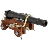 British  Naval  Cannon  (18th  Cen)