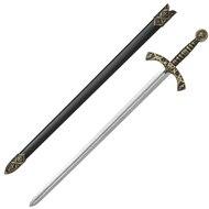 Knight Templar Sword Used In Crusades