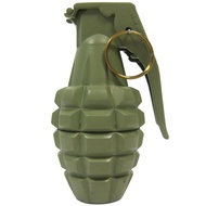 MK 2 or pineapple hand grenade, USA (World War II)