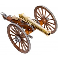 Gold Civil War Cannon, Model 1857, Usa