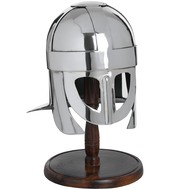 Mini  Viking  Helmet  With  Stand