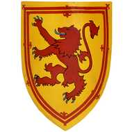 Robert The Bruce Shield